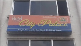 City Palace Lodging & Boarding Hotel - Civil Line - Jhansi