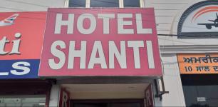 Hotel Shanti - Rajpura Colony - Patiala
