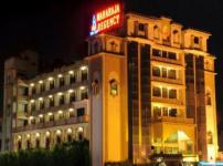 Maharaja Hotel - Fountain Chowk - Patiala