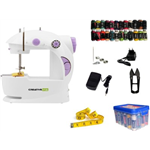 CreativeVia JH-45 With Thread Box Mini Electric Sewing Machine