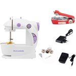 Hope Hand Stapler +Ming Hui Portable 4 In 1 Electric Sewing Machine