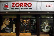 Zorro The Family Salon Spa - Kharghar - Navi Mumbai