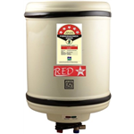 Red Star Metal 25 L Storage Water Geyser