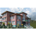 Hotel International - Sonamarg