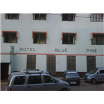 Hotel Blue Pine - Ganga Market - Itanagar