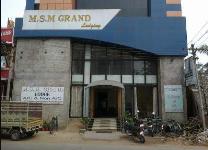 MSM Grand Hotel - John Selvaraj Nagar - Kumbakonam