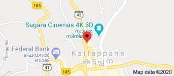 Kavitha Tourist Home - Ashoka Junction - Idukki