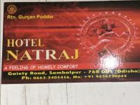 Natraj Hotel - Pattnayakpada - Sambalpur