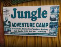 Jungle Adventure Camp - Bhimtal - Naukuchiatal