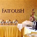 Fattoush - Bannerghatta Road - Bangalore