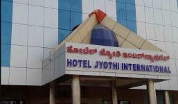 Hotel Jyothi International - Kiragandur Gate - Mandya