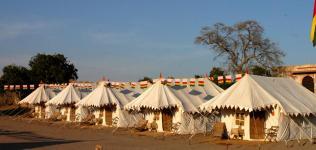 Nagaur Desert Camp - Mansar Circle - Nagaur
