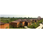 The Bamboo Forest Safari Lodge - Maasal - Tadoba