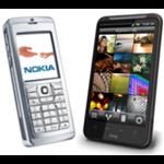 Feature Phones vs Smart Phones