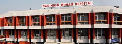 Narendra Mohan Hospital - Nehru Nagar - Ghaziabad