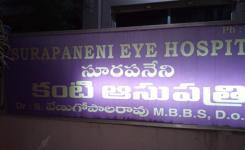 Surapaneni Eye Hospital - Benz Circle - Vijayawada