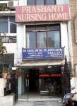 Prashanti Nursing Home - Rohini - Delhi