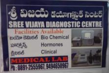 Sai Vijaya Diagnostic Centre - Kancharapalem - Visakhapatnam