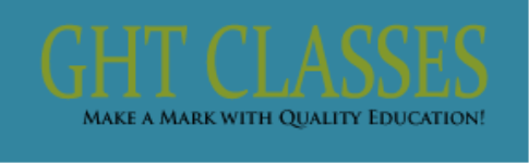 GHT Classes - Greate Noida