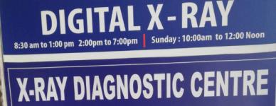 XRay Diagnostic Centre - Greater Kailash Part 2 - Delhi