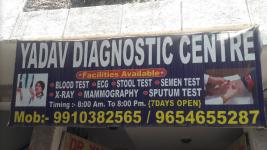 Yadav Diagnostic centre - Malviya Nagar - Delhi