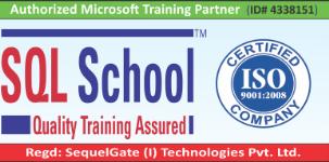 SQL School - Hyderabad