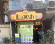 The University Bistro - Vijay Nagar - New Delhi
