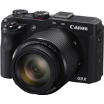 Canon PowerShot G3 X Point & Shoot Camera