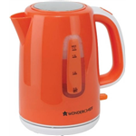 Wonder World 1.7L Stainless Steel Quick Heating Electric Kettle