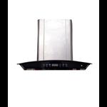 Hawkweed Italy Hw-001(60cm)+Hw-019 1200 m3/hr 60 cm Glass Chimney