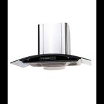 Hawkweed Italy Hw-007 1100 m3/hr 90 cm Glass Chimney