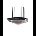 Hawkweed italy Hw-008(60cm)+ Hw-019 1100 m3/hr 60 cm Glass Chimney