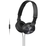 Sony MDR-ZX310APB Wired Headset With Mic