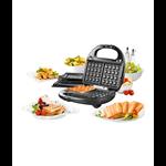 Nova 3 In 1 Snack Magic Nsm 2403 4 4 Slices Sandwich Maker