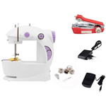 Wotel Imported Stapler & Electric Sewing Machine