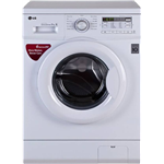 LG 7 kg Fully Automatic Front Load Washing Machine (FH0B8QDL22)