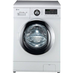 LG 8 kg Fully Automatic Front Load Washing Machine (FH496TDL23)