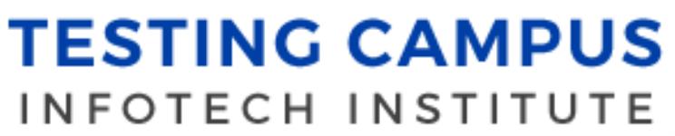 Testing Campus Infotech - Bangalore