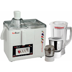 Voltguard 750 W Premium Plus 750 W Juicer Mixer Grinder