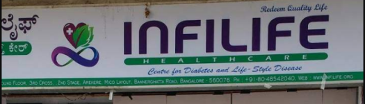 Infilife Multispeciality Centre - JP Nagar 7 Phase - Bangalore