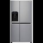 LG 668 L Frost Free Side by Side Refrigerator (GC-L247SLUV)