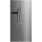 Panasonic 582 L Frost Free Side by Side Refrigerator (NR-BS60MSX1)