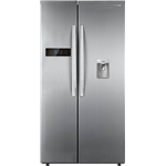 Panasonic 584 L Frost Free Side by Side Refrigerator (NR-BS60DSX1)