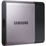 Samsung T3 500 GB External Solid State Drive