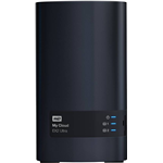 WD My Cloud EX2 Ultra 0 TB Wired External Hard Disk Drive
