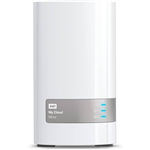WD My Cloud Mirror 8 TB Wired External Hard Disk Drive