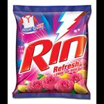 Rin Refresh Lemon & Rose Detergent Powder