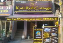 Kati Roll Cottage - Moti Nagar - New Delhi