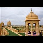 Phalak Rooftop Restaurant - Jodhpur Jaisalmer Road - Jaisalmer