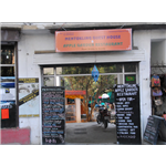 Mentokling Apple Garden Restaurant - Changspa Road - Leh